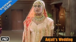 Anjali's Wedding - Emotional Scene - Kuch Kuch Hota Hai