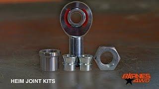 Barnes 4wd Heim Joint Kits