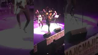 Chanté Moore performing I'm What You Need on Valentine's Day in Atlanta, Ga