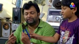 Uppum Mulakum│  ബാലു നീലു വഴക്ക് | Flowers│EP# 132