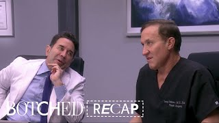 Sketchy Butt Injections & Better Breathing | Botched Recap (S5 E6) | E!
