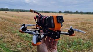Runcam micro HDzero in the field