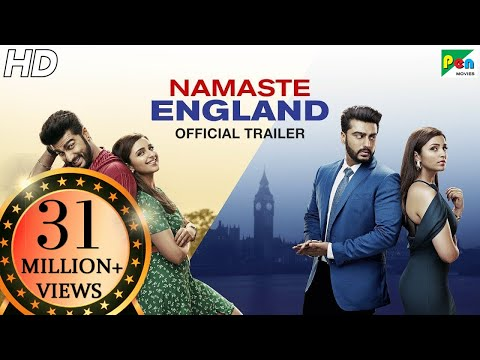 Namastey England - Movie Trailer Image