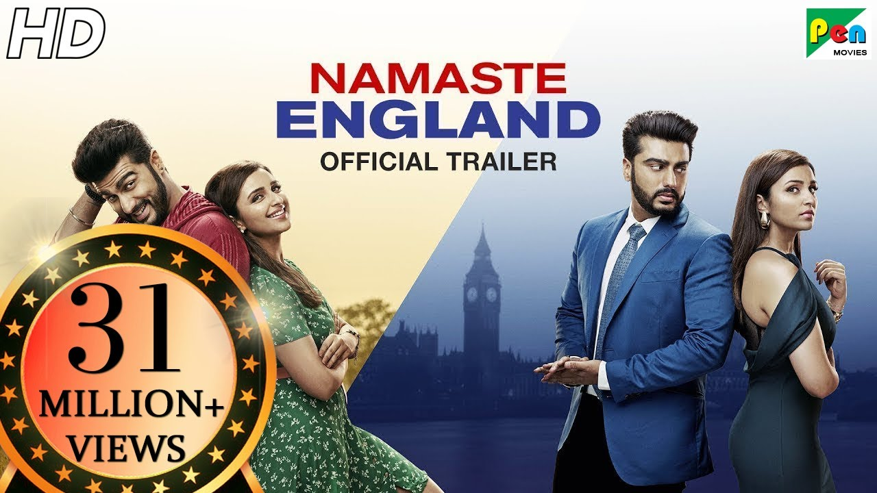 Namaste England on 19th Oct 2018 – Trailer Analysis