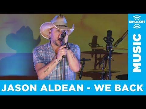 Jason Aldean — We Back [LIVE @ Margaritaville] | SiriusXM