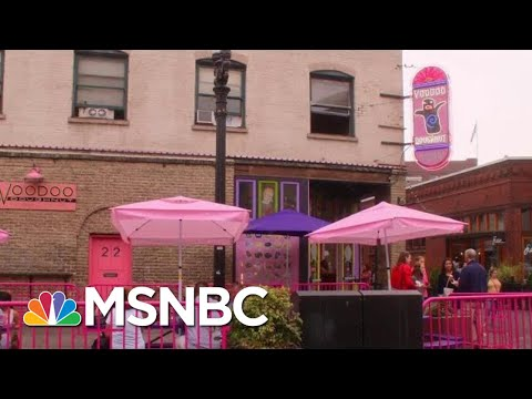 Conspiracy Theorists Run 'Pizzagate'-Style Campaign Against Small Businesses | Craig Melvin | MSNBC