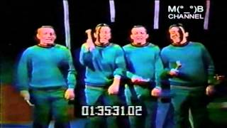 ANDY WILLIAMS Y HERMANOS-CAROL OF THE BELLS (NBC, 18-12-1966)