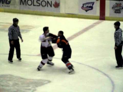Ryan Hand vs David Segal