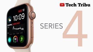 Apple Watch 4: Test en français