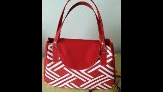 How To Make A Designer Handbag/ Patterns Z 1