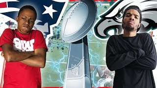 THIS WILL 1000% PREDICT THE WINNER OF SUPERBOWL 52! - MUT Wars Season 2 Ep.32