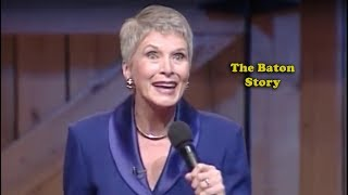Jeanne Robertson | The Baton Story