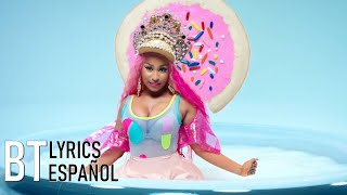 Nicki Minaj   Good Form Ft. Lil Wayne (Lyrics + Español) Video Official