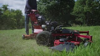 NEW PROLINE Wide Area Commercial Mowers