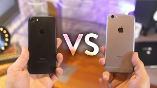 iPhone 7 vs iPhone 6s - Worth the Upgrade?