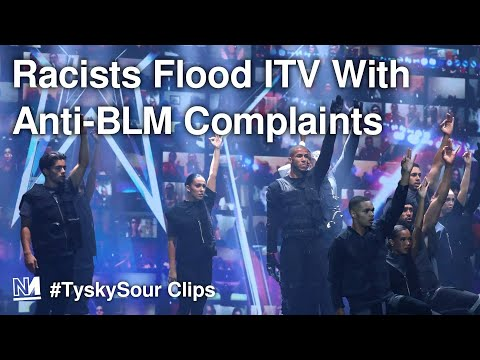Racists Flood ITV With Anti-BLM Complaints
