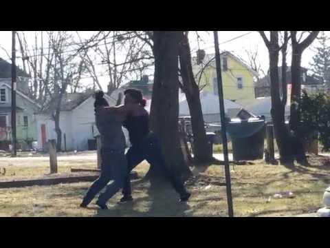 2 Girls 1 Street Fight -WorldStarHipHop-