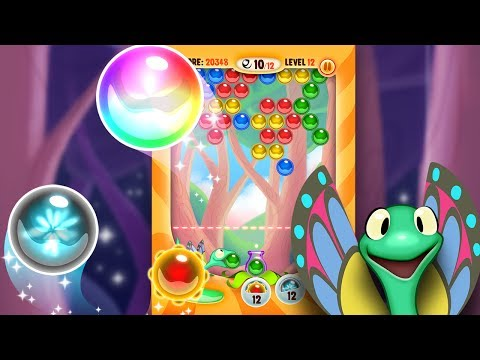 Video of Gecko Pop - Bubble Shooter