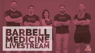 Barbell Medicine Live Stream | Kholo.pk