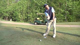 Do you hit it thin? Golf Tips from Bill Spannuth