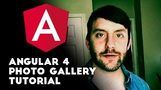 Angular 4 Tutorial - Photo Gallery App