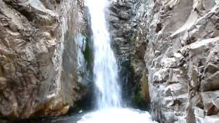 preview picture of video 'Platres waterfall'