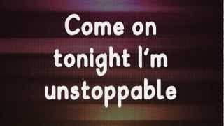 Unstoppable - China Anne McClain (Lyrics) HD