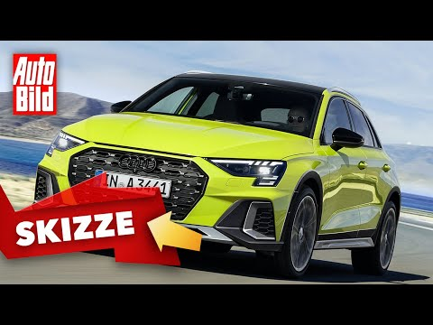 Audi A3 Cityhopper (2020): Neuvorstellung - Skizze - SUV - Info