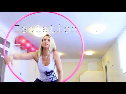 Isolation -  Hula Hoop Trick für Anfänger/ Beginner auf Deutsch