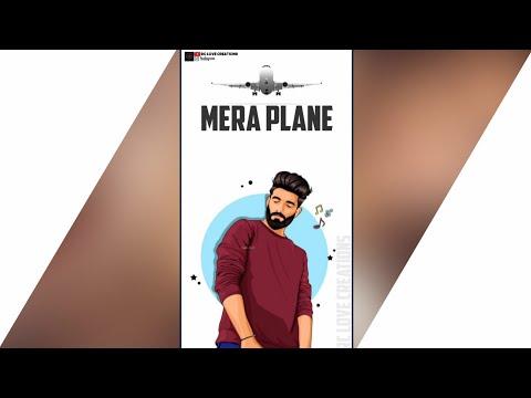Airplane Sarmad Qadeer Whatsapp Status Song And Mobile Ringtone