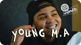 MONTREALITY - Young M.A