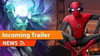 Spider-Man Far From Home Trailer Release Date