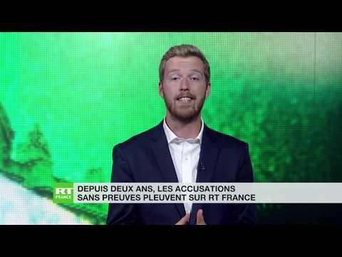 Depuis deux ans, les accusations sans preuves pleuvent sur RT France