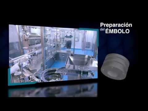 Fabricación de anestésicos de alta calidad