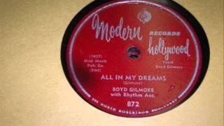 Boyd Gilmore  All In My Dreams  MODERN 872
