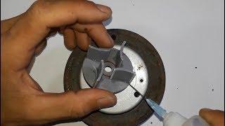Water Pump At Home DIY From Motor 12VDC/775, Powerful New Propeller Design