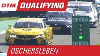 DTM - Oscherseben2015 Qualifying 2 Full Session