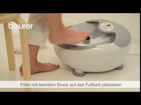 Luxus-Fußbad mit Massagefunktion Beurer FB 50