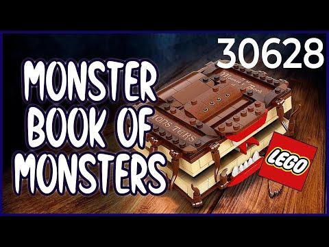 Vidéo LEGO Harry Potter 30628 : Le monstrueux livre des monstres