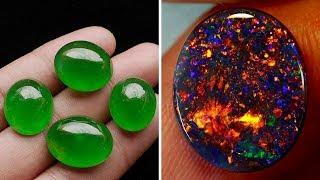 10 loại đá quý hiếm và