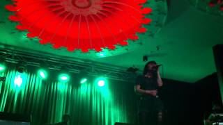 Abbe May - Kiss My Apocalypse tour 2013