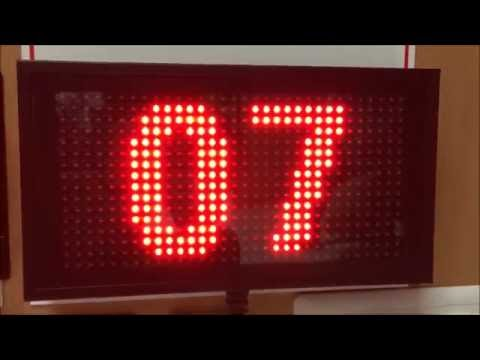 Count-Down & Count-Up Timer