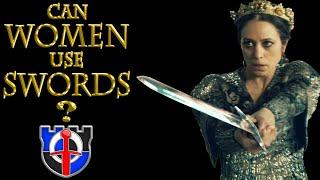 Can WOMEN defeat MEN in SWORDFIGHTS? Reply to Andrew Klavan