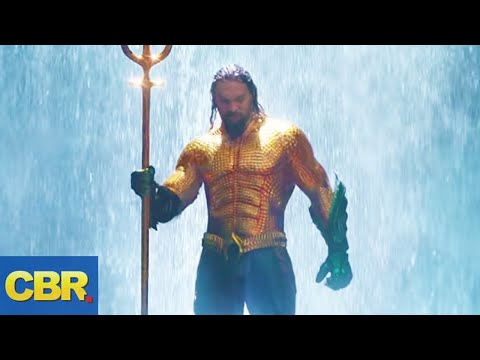 7 Things About DC's Aquaman Movie Marvel Would've Done Better
