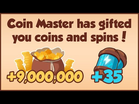 Coin Master Claim Spins
