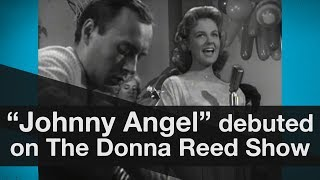 "Shelley Fabares debuted massive hit ""Johnny Angel"" on The Donna Reed Show"