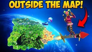FIRST PLAYER TO EVER BE THIS HIGH..!! - Fortnite Funny Fails and WTF Moments! #280