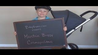 Mountain Buggy Cosmopolitan Stroller Review - Baby Gizmo