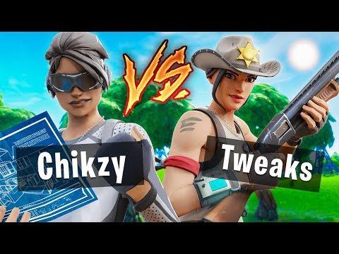 Evade Chikzy vs Evade Tweaks