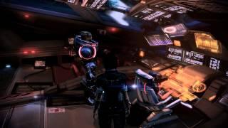 Mass Effect 3 - Joker and Garrus joking around.